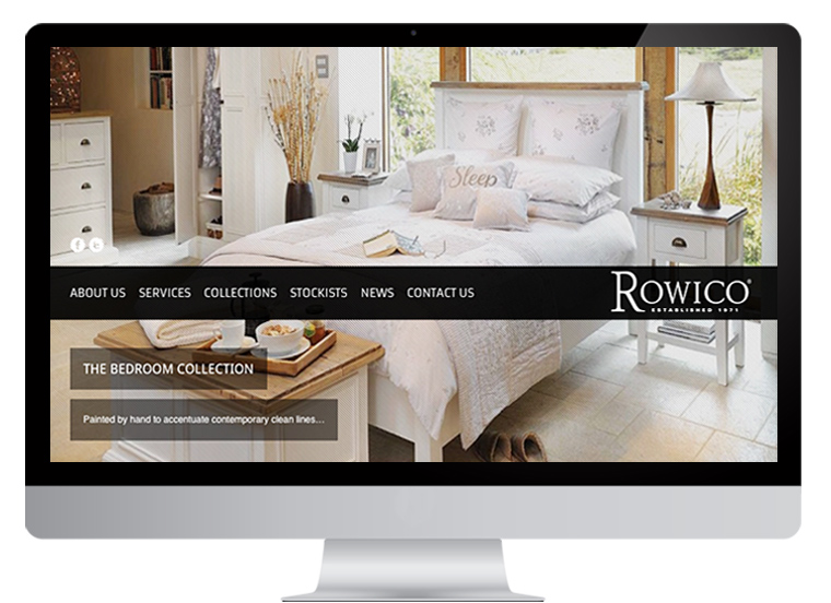 Rowico Website